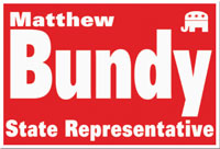 Matthew Bundy - State Representative District 23